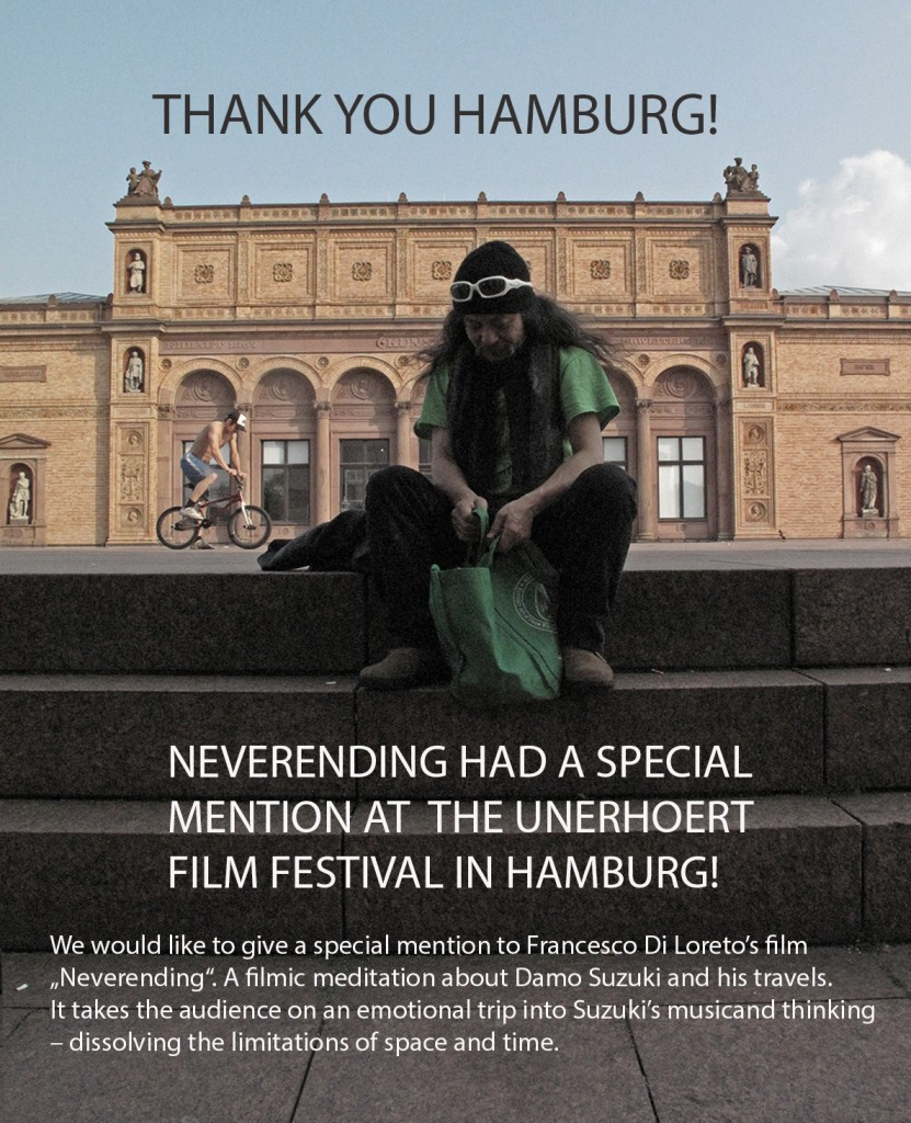 DAMO HAMBURG UNERHOERT FILM FESTIVAL